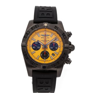 Breitling Black Chronomat 44 Special Edition MB0111C3/I531