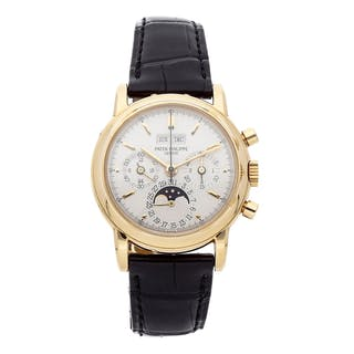 Patek Philippe Grand Complications Perpetual Calendar Chronograph 3970J