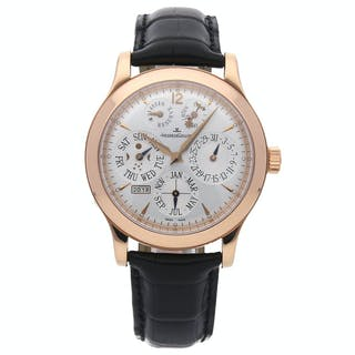 Jaeger-LeCoultre Master Eight Day Perpetual Q161242A