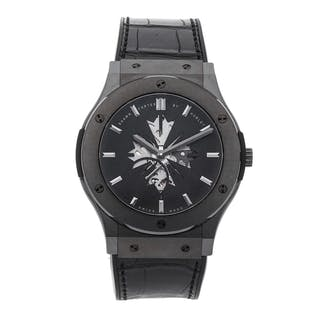 "Hublot Classic Fusion ""Shawn Carter"" Limited Edition 515.CM.1040.LR.SHC13"
