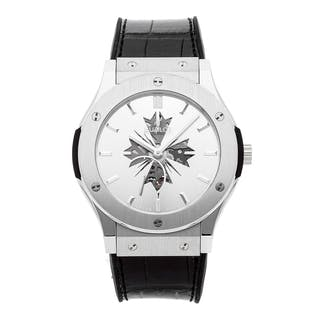 "Hublot Classic Fusion Ultra-Thin ""Shawn Carter"" Limited Edition 5"