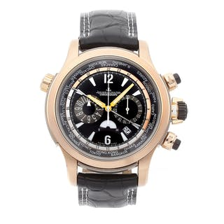 Jaeger-LeCoultre Master Compressor Extreme World Chronograph Limited