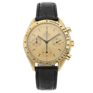Omega Speedmaster Reduced Chronograph 3614.10.10