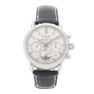 Patek Philippe Grand Complications Split-Seconds 5204P-001