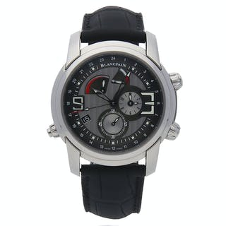 Blancpain L-Evolution Reveil GMT 8841-1134-53B