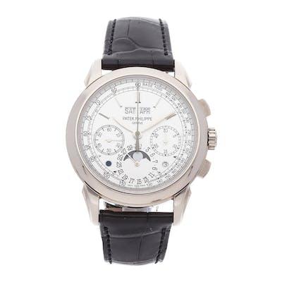 Patek Philippe Grand Complications Perpetual Calendar Chronograph 5270G-018