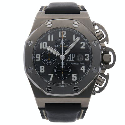 Audemars Piguet 'T3' Royal Oak Offshore Chronograph Limited Edition