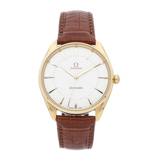 Omega Seamaster Olympic Games Gold Collection Official Timekeeper