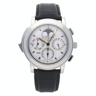 IWC Grande Complication Minute Repeater Perpetual Calendar Limited