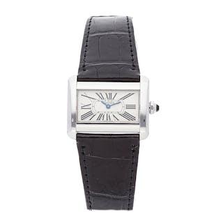Cartier Tank Divan W6300255