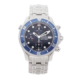 Omega Seamaster Diver 300m Chronograph 2599.80.00