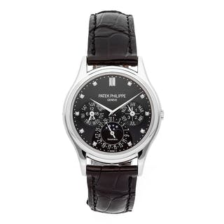 "Patek Philippe Grand Complications Perpetual Calendar ""Tiffany & Co."" 5140P-013"