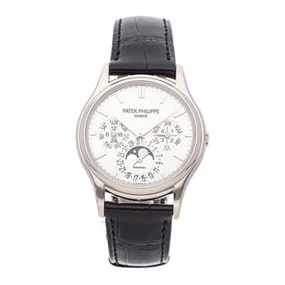 "Patek Philippe Grand Complications Perpetual Calendar ""Tiffany & Co."" 5140G-001"
