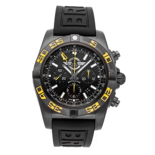 Breitling Chronomat GMT Jet Team American Tour Limited Edition MB04108P/BD76