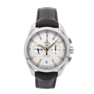 Omega Seamaster Aqua Terra 150m GMT Chronograph 231.13.43.52.02.001