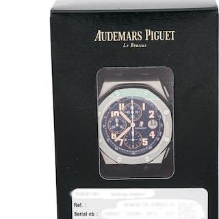 """Audemars Piguet Royal Oak Offshore Chronograph """"Pride of Argentina"""""""