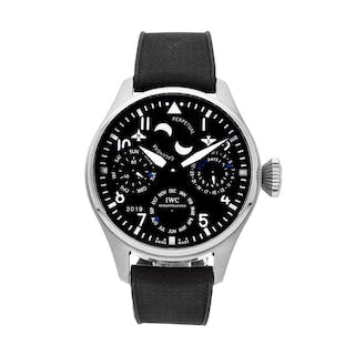 """IWC Big Pilot Perpetual Calendar """"Middle East"""" Limited Edition IW5026-20"""