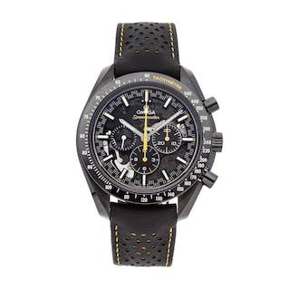 "Omega Speedmaster Moonwatch Chronograph ""Dark Side of the Moon"" Apollo"