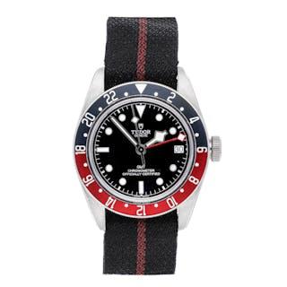 Tudor Heritage Black Bay GMT 79830RB