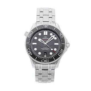Omega Seamaster Diver 300m Co-Axial Master Chronometer 210.30.42.20.01.001