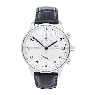 IWC Portugieser Chronograph IW3714-46