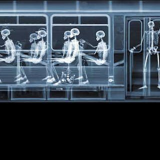 Bus - Nick Veasey