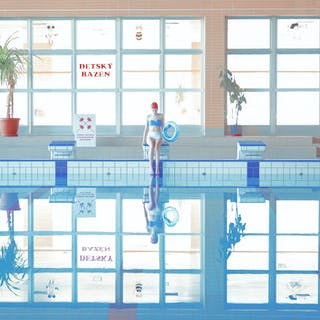 Swimming Pool, Life Whell - Mária Švarbová