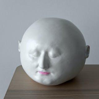 Cabeza globo - Iván Prieto