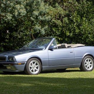 "1994 Maserati Bi-turbo Spyder "" III """