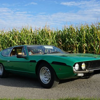 1975 Lamborghini 400 GT Espada Série 3
