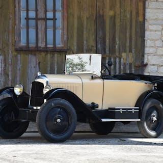 """1925 Citroën 5HP Type C3 """"Trèfle"""", 1925 Citroën 5HP Type C3 """"Trèfle"""" No reserve"""