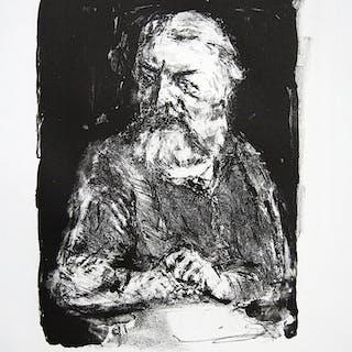 Gustave Courbet - Bernhard Heisig