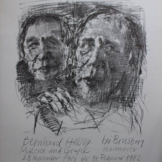 Selbst - Bernhard Heisig