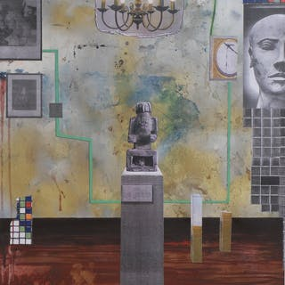 Statue - Gila Greenfield
