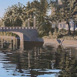 Brücke am Kanal - Carsten Kaufhold