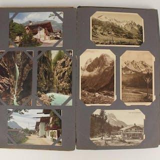 Postkartenalbum