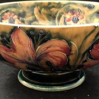 William Moorcroft Bowl