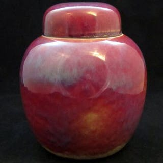 Ruskin Ginger Jar