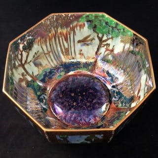 Wedgwood Fairyland Lustre Bowl