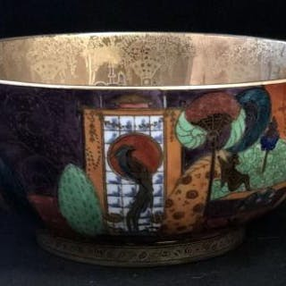 Wedgwood Fairyland Lustre Imperial Bowl