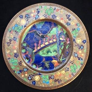 Wedgwood Fairyland Lustre Plate