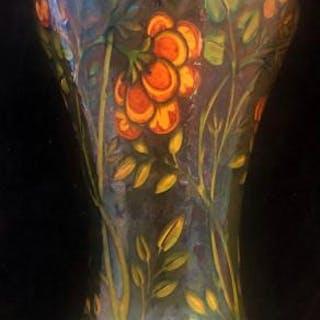 Large Pilkington's Lustre Vase
