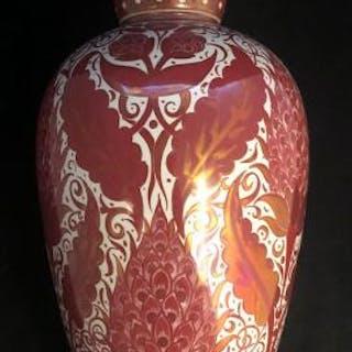 William De Morgan Vase