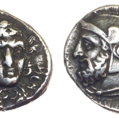 Tarsos, Pharnazabos, Silver Stater