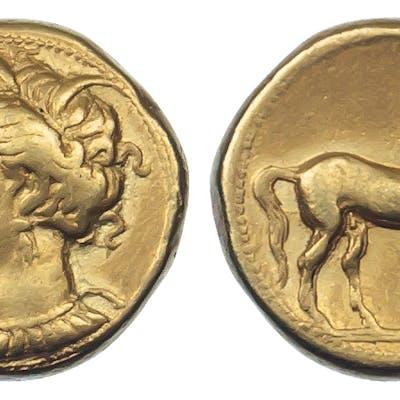 Zeugitana, Carthage, Electrum Stater