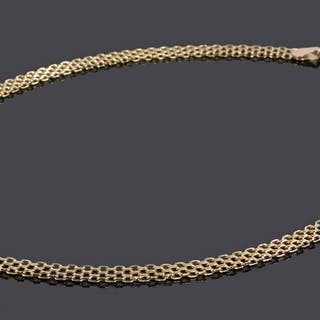 9 carat gold necklace
