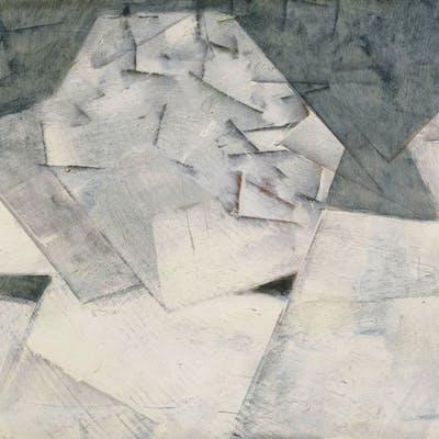 Max Ernst (1891-1976) Enseigne pour une école des cri...
