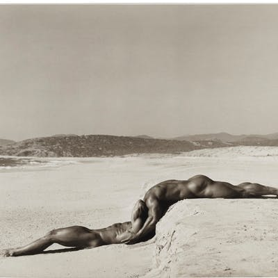 HERB RITTS (1952–2002) Duo I, Mexico, 1990