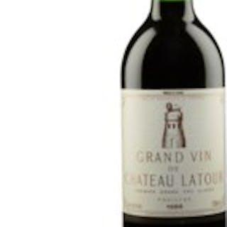 Château Latour 1989