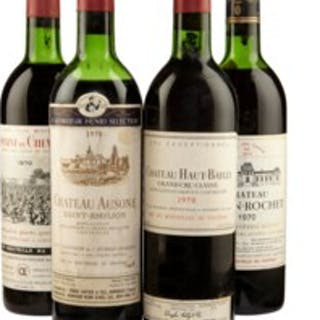 Mixed Bordeaux 1970